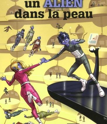Critique du roman Un alien dans la peau pour le secondaire (par Sakina Benkaddour)